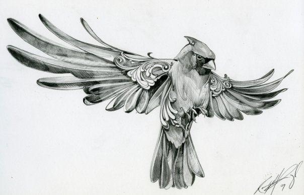 Mockingbird Drawings Tattoos