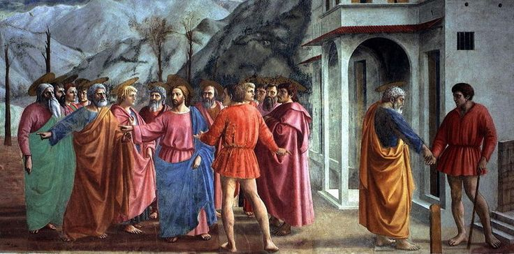 Adam Expulsion And Masaccio Paradise Eve