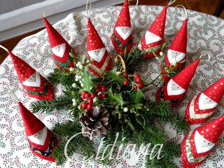 1940 Christmas Ornaments