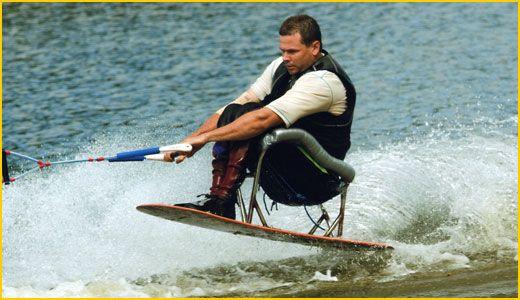 Adaptive Water Skiing Equipment Wheelchairs