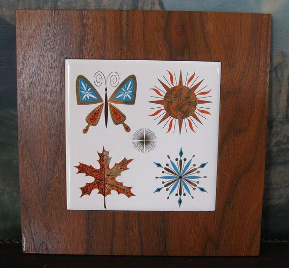 Solar Butterfly Wall Plaque