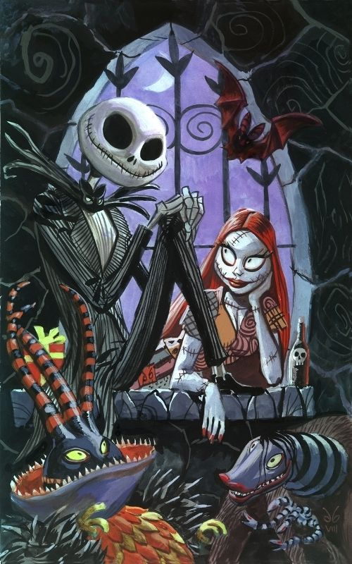 21 best images about Sally and Jack Skellington on ...