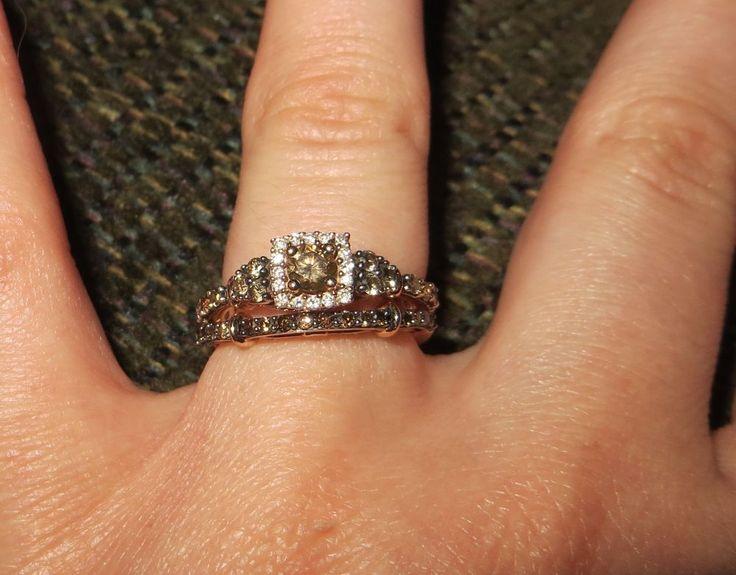 Kay Jewelers Birthstone Rings Chocolate