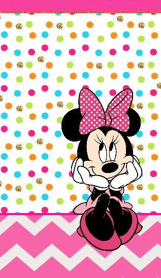 Mouse Iphone Minnie Vintage Wallpaper