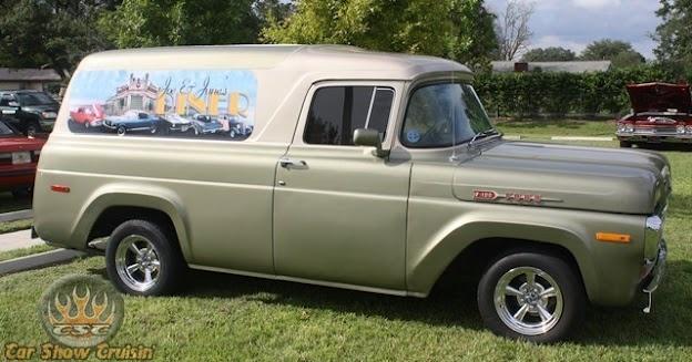 36 Chevy Sedan Delivery