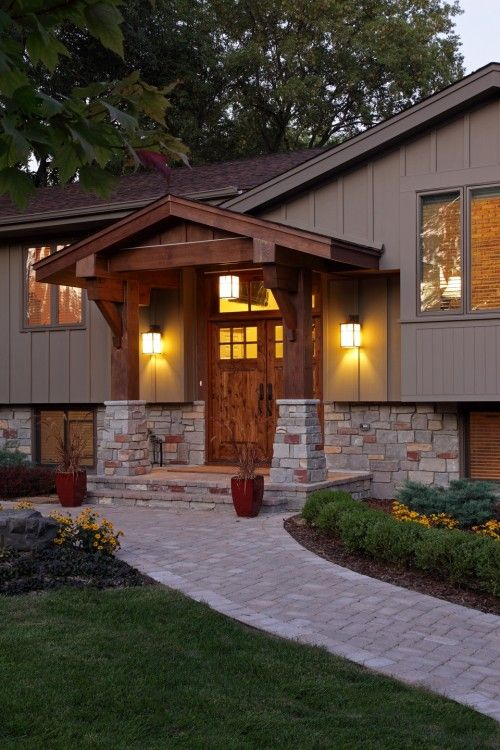 130 Best Images About Raised Ranch Redo On Pinterest