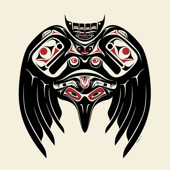 Northwest Native American Symbols
