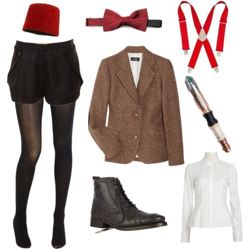 Doctor Who Female Outfits