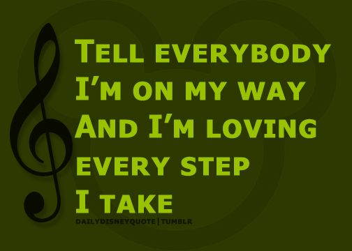I Love Way You Make Me Feel Quotes