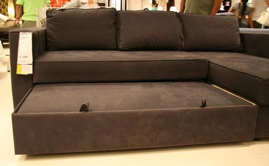 Pull Out Couch Chaise