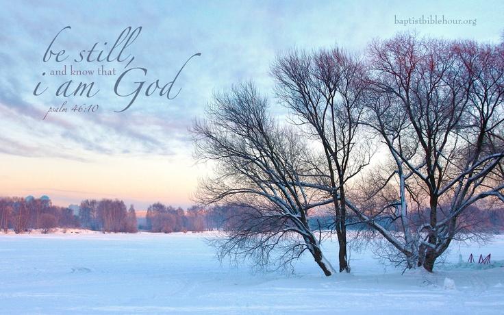 Desktop Wallpaper Psalm 46