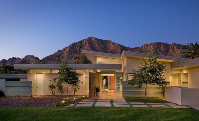 Desert Landscapes Homes