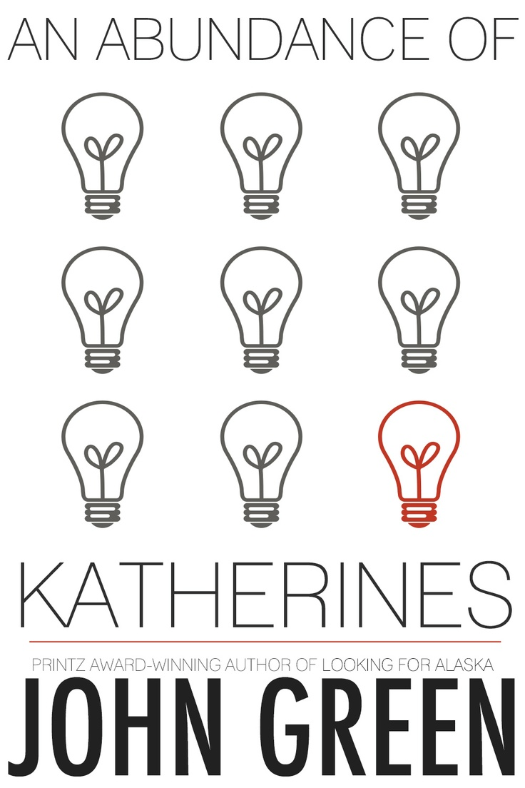 Book Cover An Abundance Of Katherines