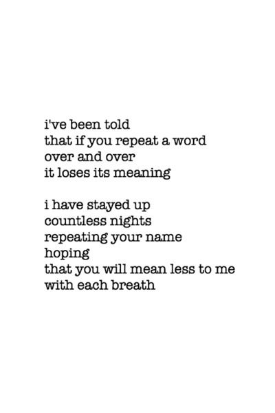 Quotes About Unreturned Love