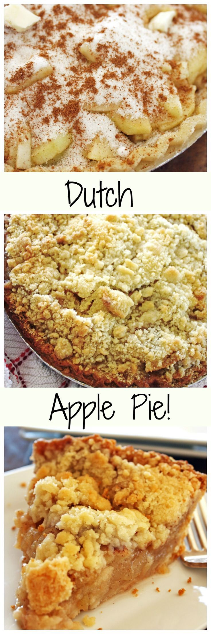 Perfect Apple Crumb Pie