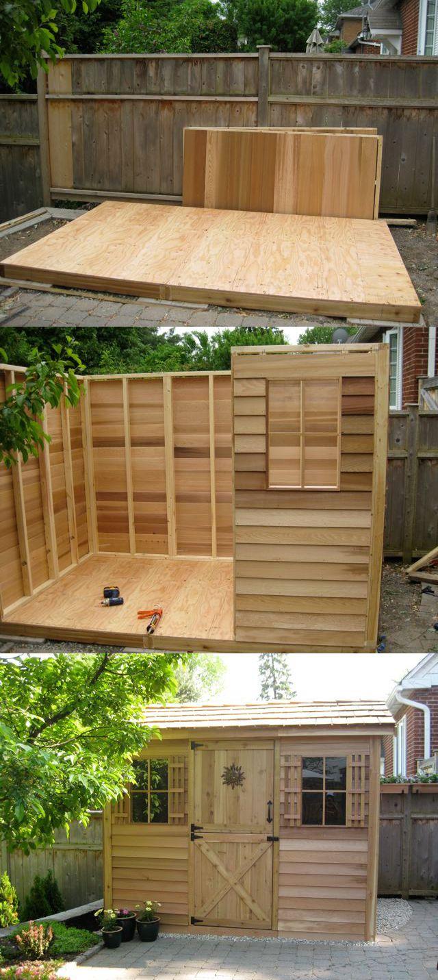 Storage Shed Kits Diy
