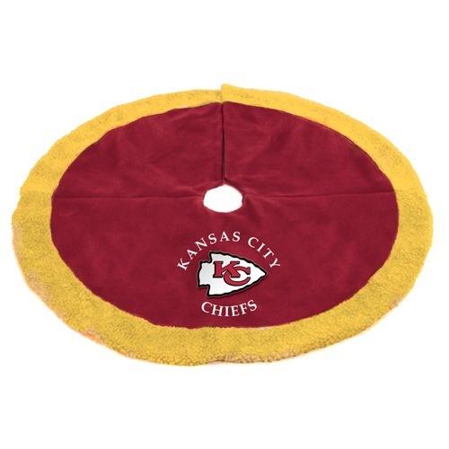 Kansas City Chiefs Tree Skirt