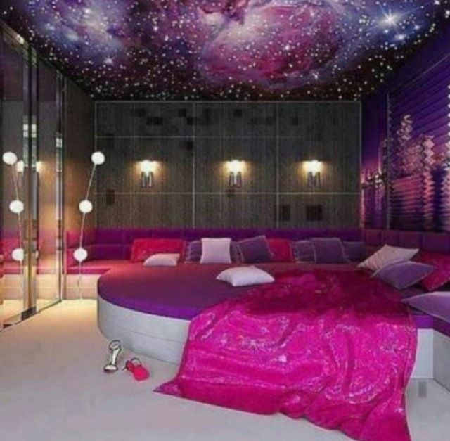 Broadway Themed Bedroom
