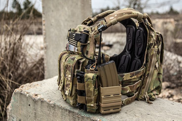 Crye Cage Plate Carrier