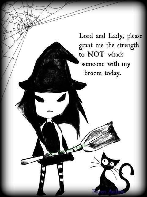 Witch Broom Sayings And Quotes