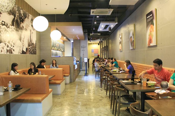Simple Restaurant Design Ideas