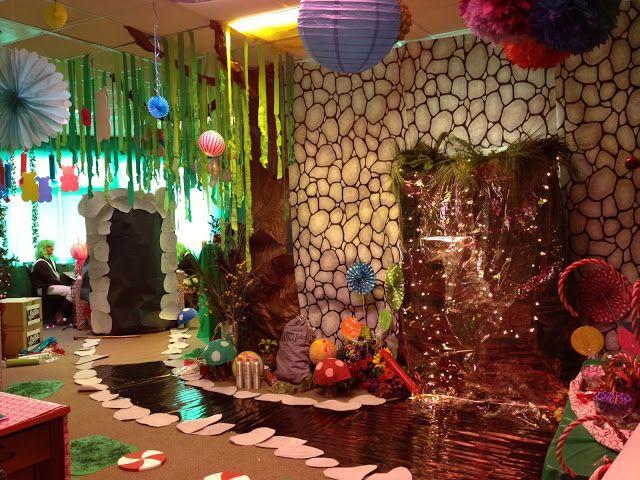 Party Ideas Chocolate Fountain
