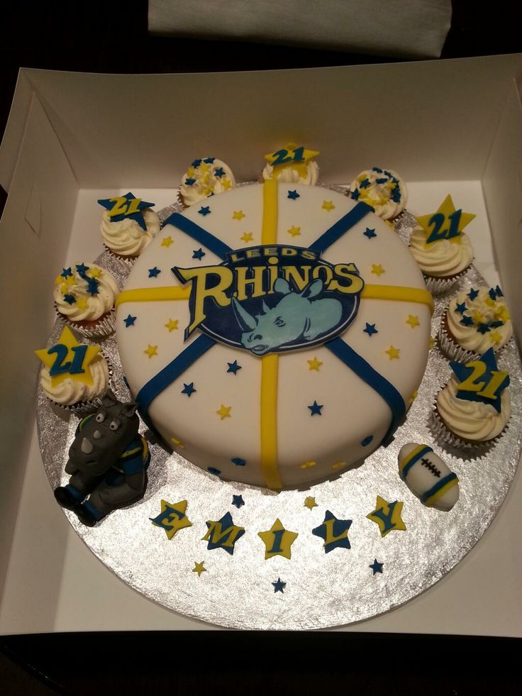 1000 Images About Leeds Rhinos Cakes On Pinterest Logos