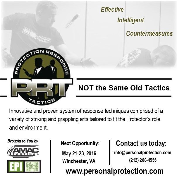 Executive Protection Services Winchester Va