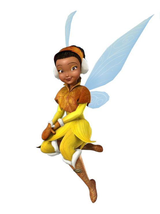 African American Tinker Bell Friends