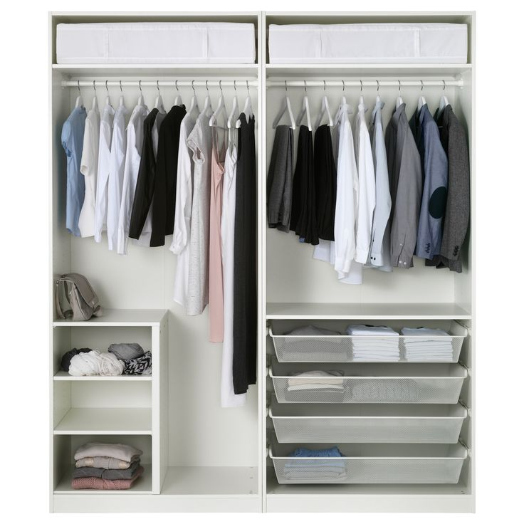 Small Armoire Clothes Hanging