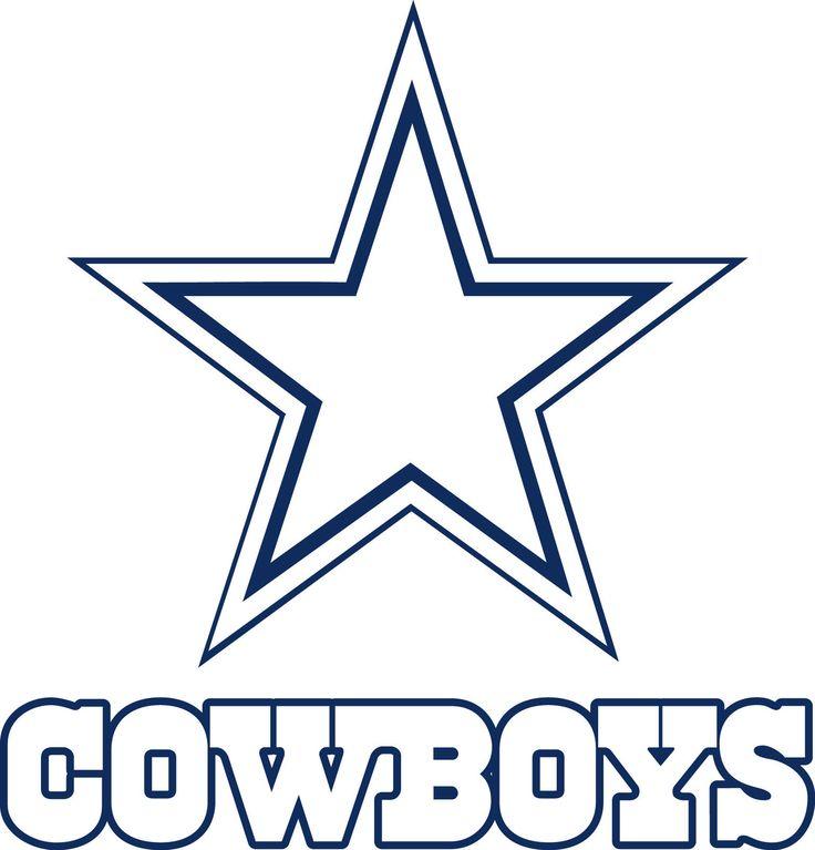 Printable Dallas Logo Cowboys Images