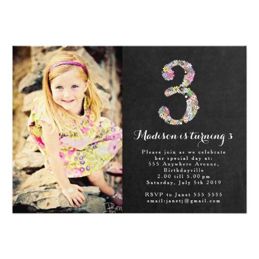 Birthday Invitations 29th