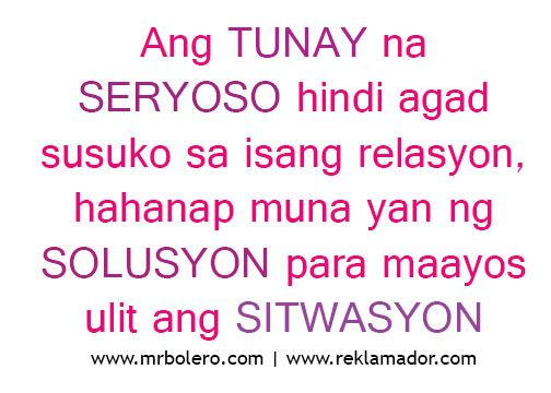 Best Tagalog Love Quotes Him