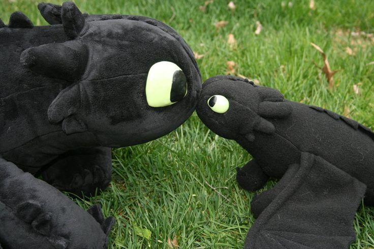Toothless Dragon Plush Toys Stuffed Animals