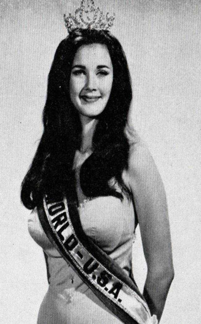 Lynda Miss World Carter Usa