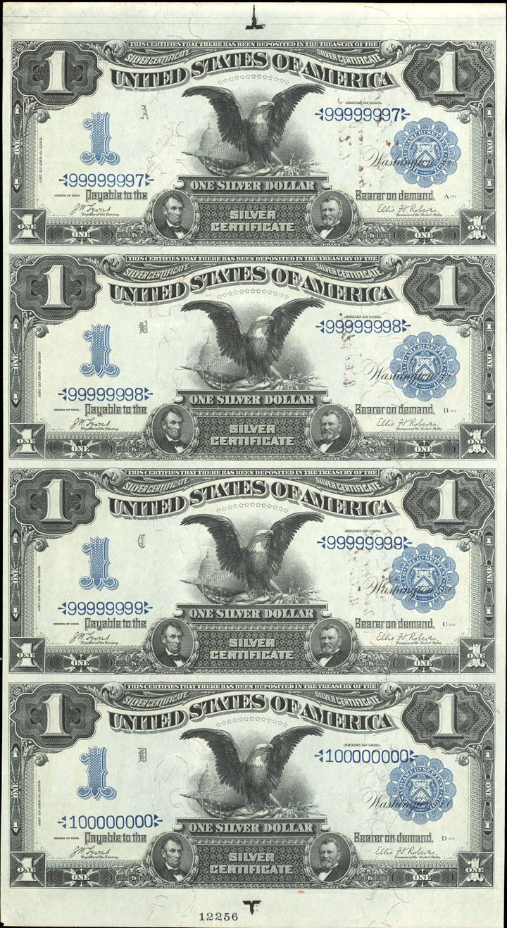 Dollar S Grant Bill Pictures 5 Ulysses