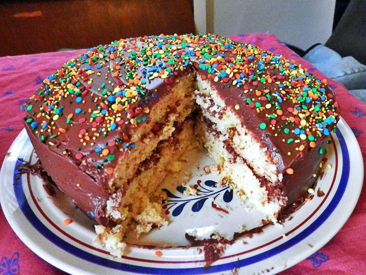 Simple Applesauce Cake Recipe