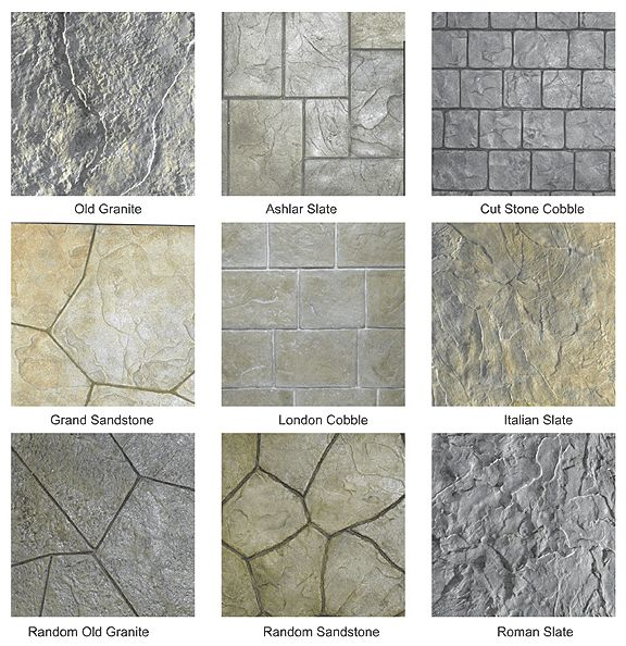 Examples Polished Concrete Countertops