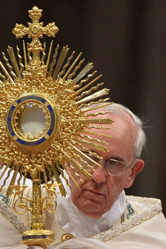Order Most Blessed Sacrement