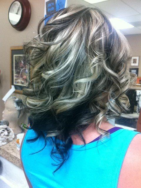 Blonde Lowlights Light Brown Hair