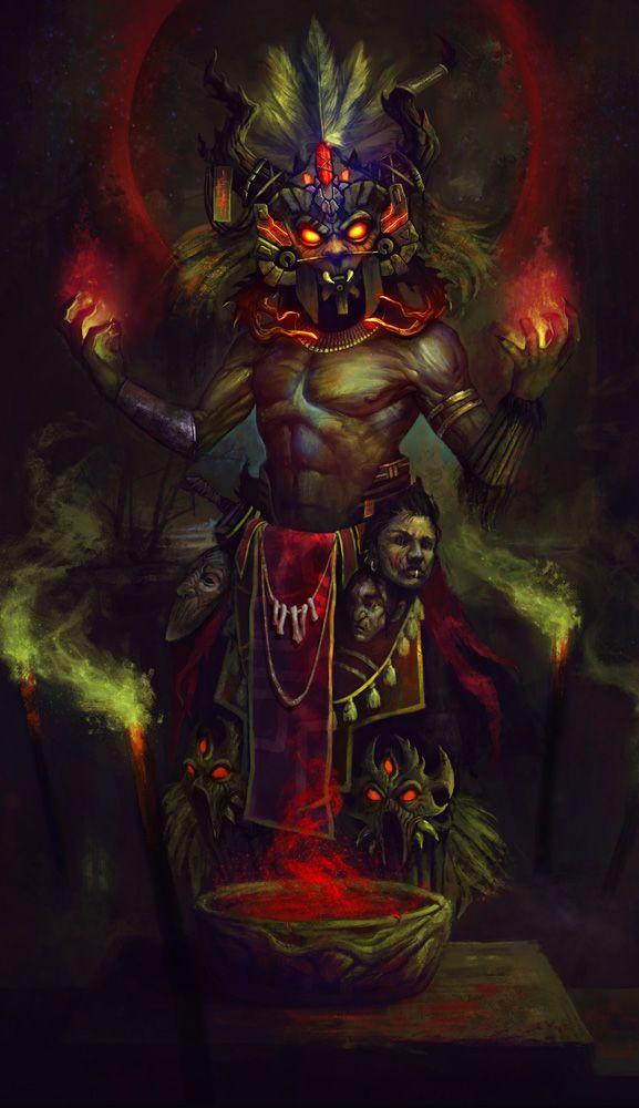 Doctor Art Voodoo Witch