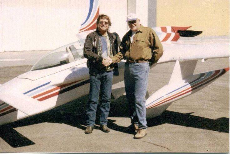 Plane Denver Experimental John