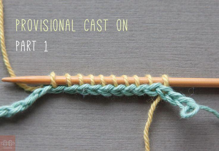 Invisible Cast Ribbing