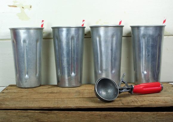 Aluminum Drinking Straws