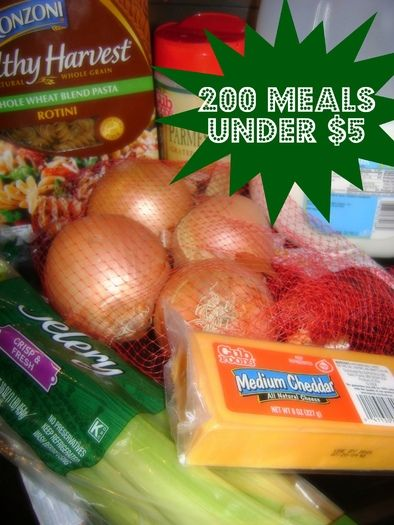 Good Quick Cheap Meals