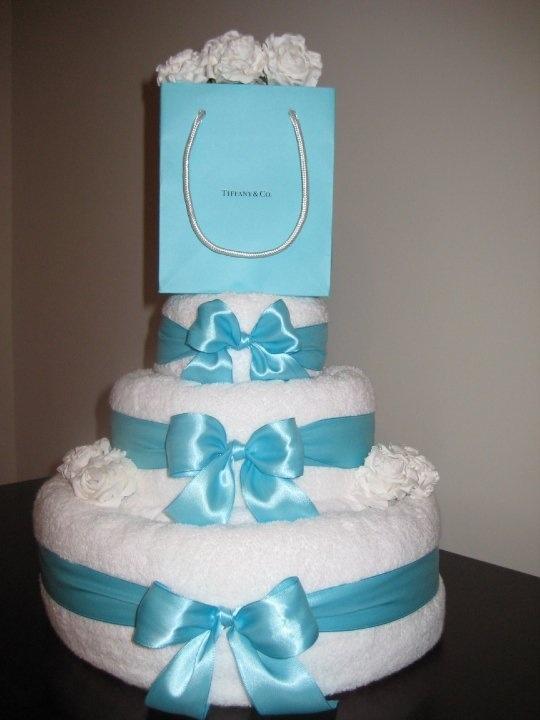 Dress Cupcake Cake Baby Showers