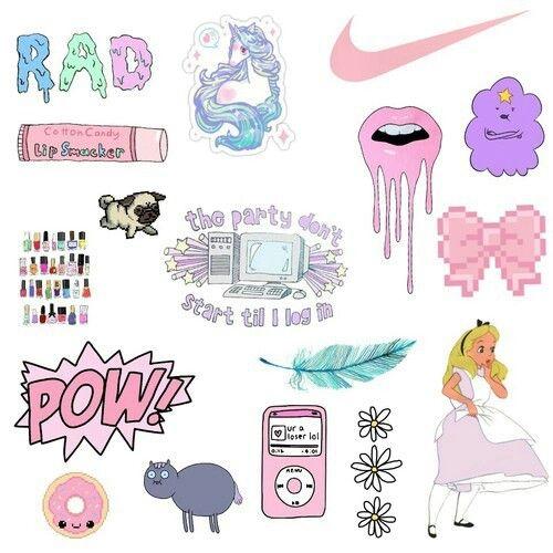 Pattern Hipster Tumblr Backgrounds Emoji