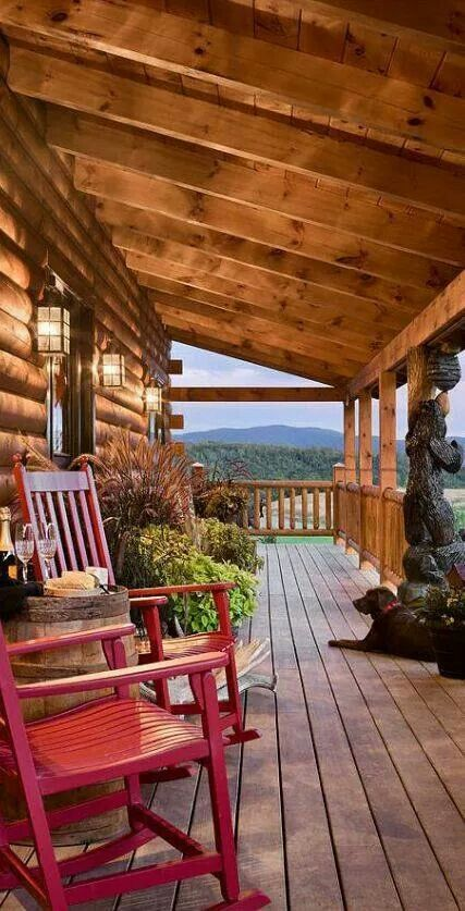 Outdoor Deck Gate