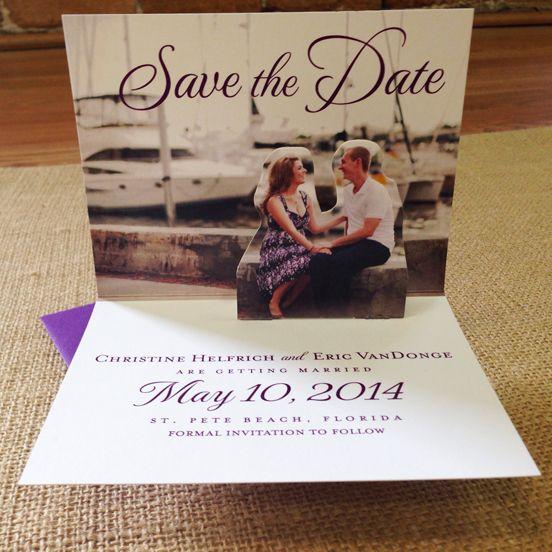 Popular Save Date Cards