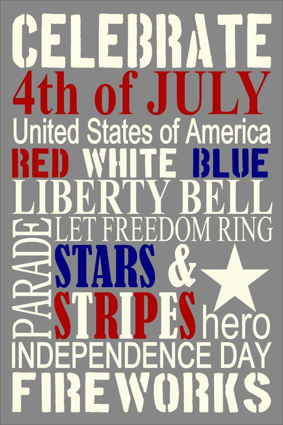 Fourth July 2014 Poster